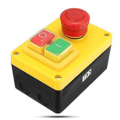 Tidyard Controlador de persianas para Motor Giratorio con Temporizador programable