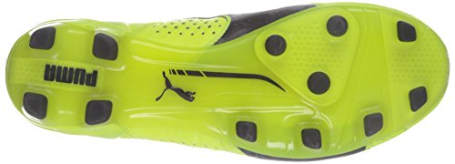 Puma King II Fg Sneaker Safety Yellow/Black