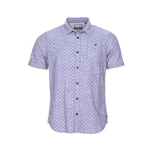 Petrol Industries - chemise Bleu