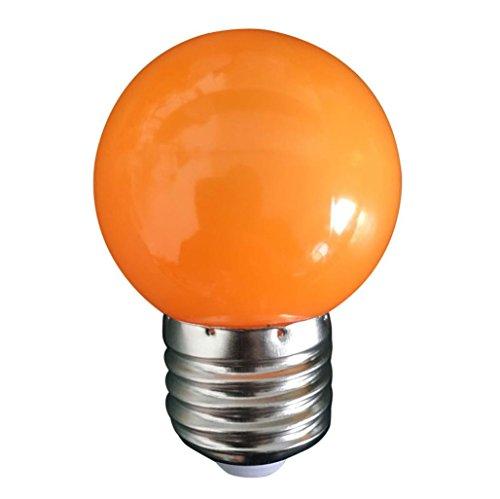Hunpta E27 LED à économie d'énergie ampoule incandescente de couleur Décoration de fête
