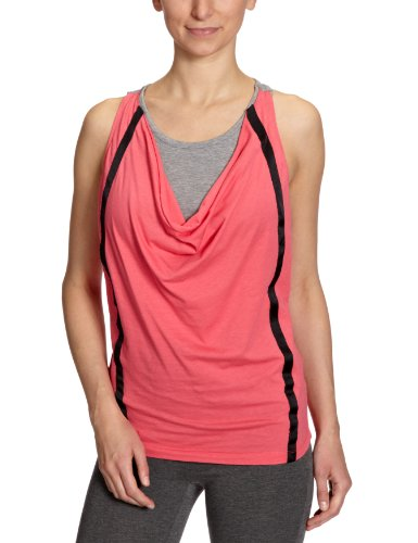 PUMA Damen Tank Top Move Trend rouge red