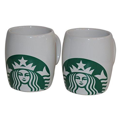 Starbucks Espresso Tasse Siren Logo Starbucks mug Espresso Set Demitasse (2) - Demitasse Cup