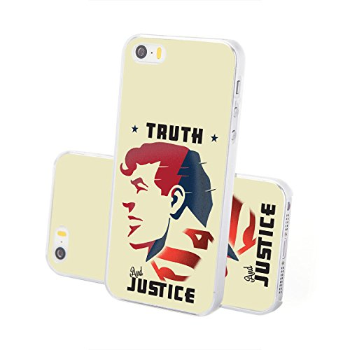 "finoo | iPhone 7 Plus Hard Case Handy-Hülle ""Superman"" Motiv 