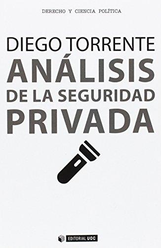Análisis De La Seguridad Privada (Manuales)
