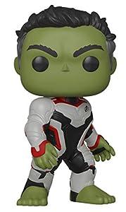 Funko- Pop Bobble: Avengers Endgame: Hulk Collectible Figure, (36659)