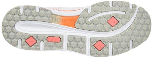 Brütting Pride, Chaussures de Running Compétition femme Blanc (Weiss/lachs)
