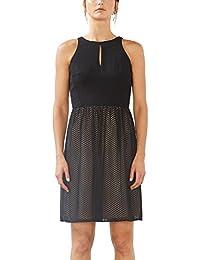 ESPRIT Collection Damen Kleid 017eo1e011