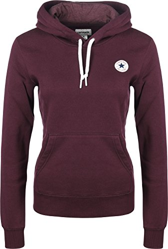 Converse Core W sweat à capuche Bordeaux