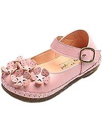 TPulling, Sneaker bambine Bianco Rosa 25=EU:24 verde 33=EU:32