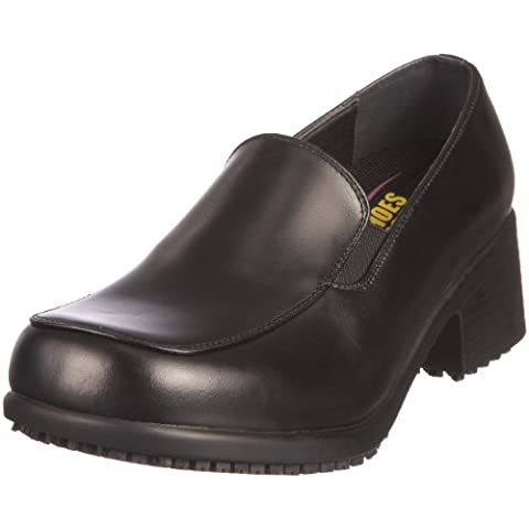 Shoes For Crews Women's Envy Black Slip Resistant 3600-09-38/5/7.5 5 UK