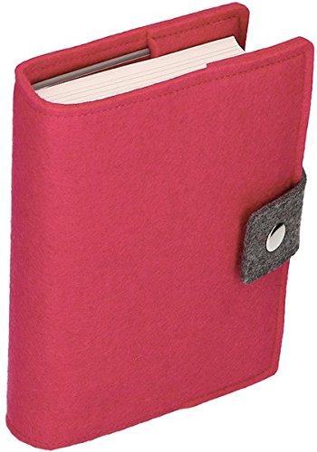 Gotteslob-Buchhülle: pink