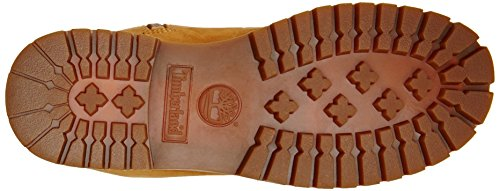 "Timberland Premium 14"" Zip, Bottes femme Marron (wheat)"