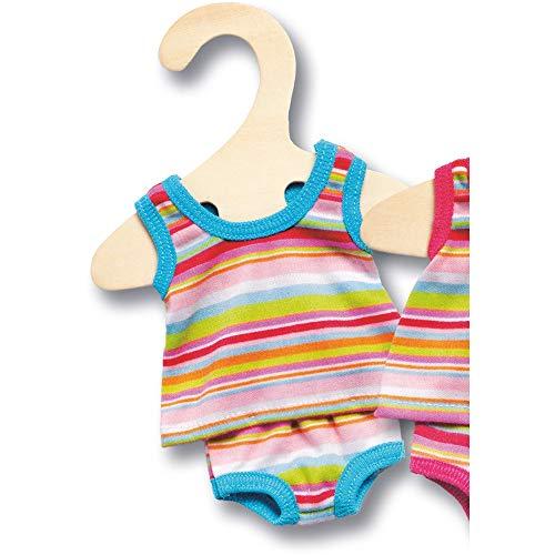 Heless Unterwäsche für Mini-Puppe 9110Heless (Die American Doll Store)