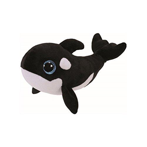 """Beanie Boo Orca - Nona - 15cm 6"""""""