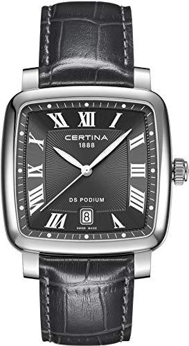 Certina DS Podium Damen-Armbanduhr 38mm Batterie C025.510.16.083.00