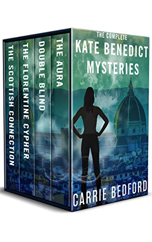 Bedford-serie (The Complete Kate Benedict Cozy British Mysteries (The Kate Benedict Series) (English Edition))