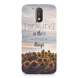 Hamee Designer Printed Hard Back Case Cover for Lenovo K6 Note Design 493