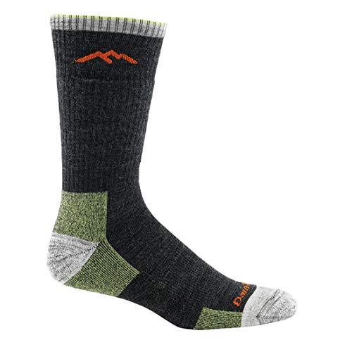 Smartwool Winter Stiefel (Darn Tough Vermont Herren Stiefel Merino Wolle Kissen Wandern Socken, Herren, Lime)