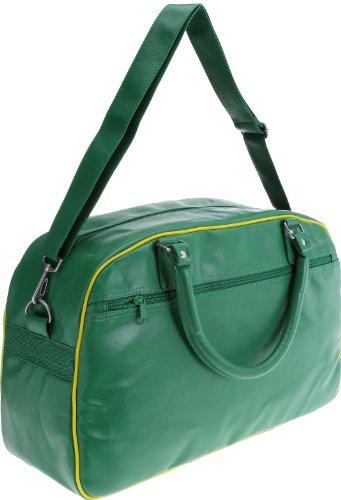 Logoshirt Air Zaire, Borsa a tracolla Verde (Vert)