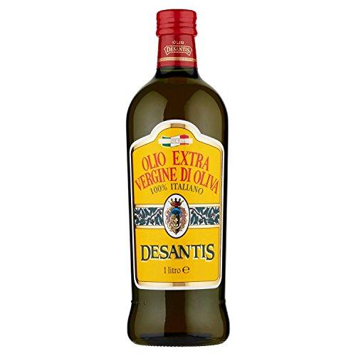De santis olio extra vergine 100% italiano - 1000 ml