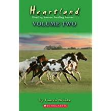 Heartland: Healing Horses, Healing Hearts...Volume Two (3 Books in One) [Hardcover]