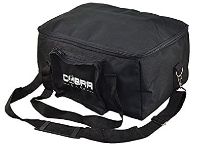 Padded Equipment Bag 400 x 330 x 200mm - 10mm foam for extra protection