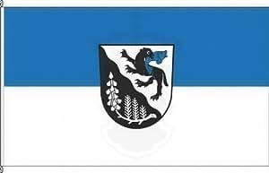 Bannerflagge Schwarzheide - 120 x 300cm - Flagge und Banner