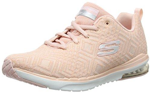 ddb86f6715d Skechers Damen Skech-air Infinity- All Aglow Sneaker Light Pink Ltpk