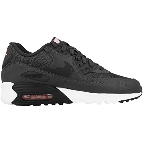 Nike Schuhe – Air Max 90 Se Mesh (Gs) White/poison green/squadron