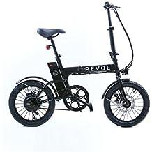 REVOE Lite Bicicleta eléctrica Plegable, ...