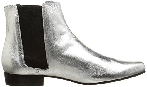 JONAK Beatles 321-BEATLES/ME/E3 Damen Stiefel Silber (argent)