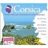 Coffret 4 CD : Trésors de la Corse : Les Plus belles chansons et polyphonies