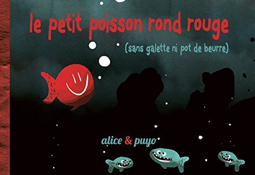 Le Petit Poisson Rond Rouge (version cartonnée)