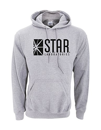 S star the best amazon price in savemoney sudadera con capucha inspirada en star laboratories sudadera con capucha de star labs de la fandeluxe Gallery