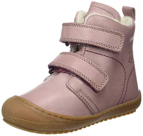 Naturino Baby Mädchen Bubble VL Stiefel, Pink (Rosa Antico 0m01), 18 EU