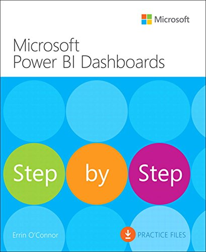 Microsoft Power BI Dashboards Step by Step (Dashboard-software)