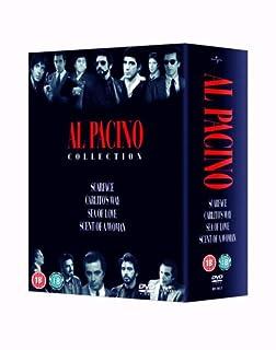 Al Pacino Box Set (Scarface, Carlito's Way, Sea of Love, Scent of A Woman) [DVD] (B000FTJ6S8)   Amazon price tracker / tracking, Amazon price history charts, Amazon price watches, Amazon price drop alerts