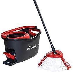 Vileda Turbo Microfibre Mop and Bucket Set