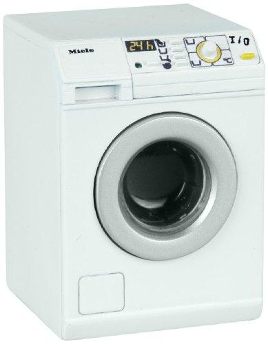 Preisvergleich Produktbild Mini Waschmaschine m. Geräusch Miniatur 1:12 Puppenhausmöbel