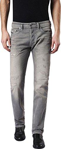 Diesel - Jeans - Homme Gris