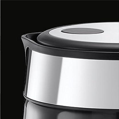 Russell-Hobbs-23830-70-Elegance-Wasserkocher-2200-Watt-17-Liter-hochwertiger-Glas-Wasserkocher-mit-polierten-Edelstahlapplikationen-blaue-Beleuchtung