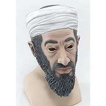 Masque d'Halloween terroriste ben Laden