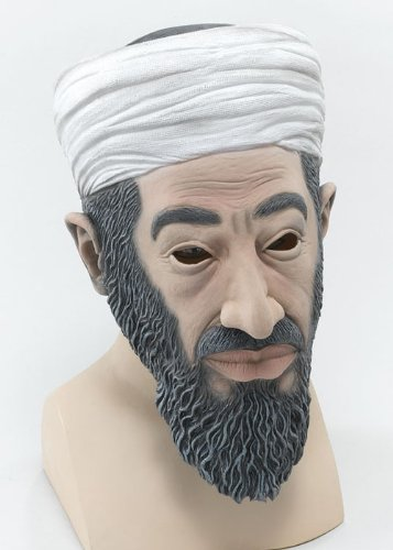 Halloween Terroristen Bin Laden