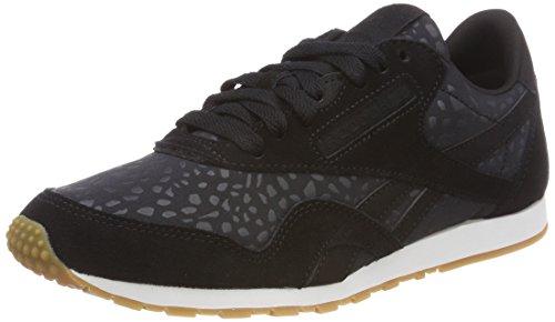 Reebok Almotio 3.0, Zapatillas de Trail Running para Mujer, Negro (Black/Pink Zing/White 000), 37 EU