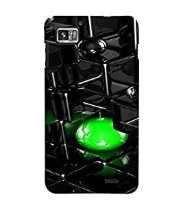 Perfect print Back cover for Lenovo K860