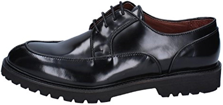 J. J. J. BREITLIN Scarpe Classiche Uomo Pelle Nero | Stile elegante  505e36