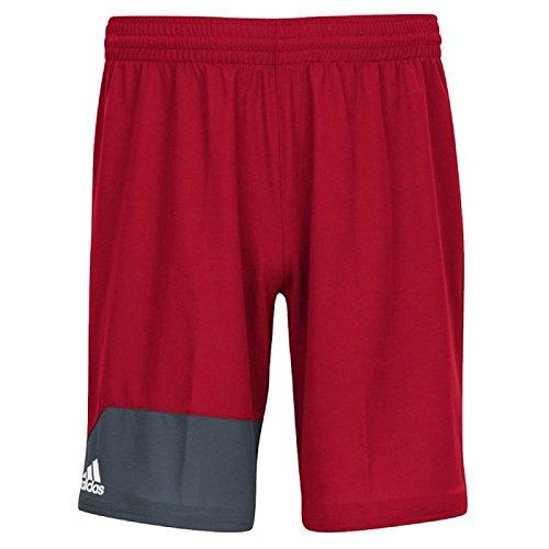 Adidas da uomo Team Spirit pantaloncini tiro Power Red/Onix