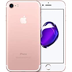 Apple iPhone 7 128Go Or Rose (Reconditionné)