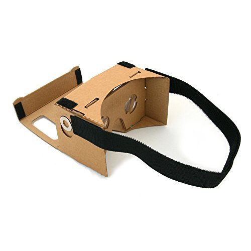 Magic Cardboard - Virtual Reality Brille - für Smartphones bis 5,3 Zoll