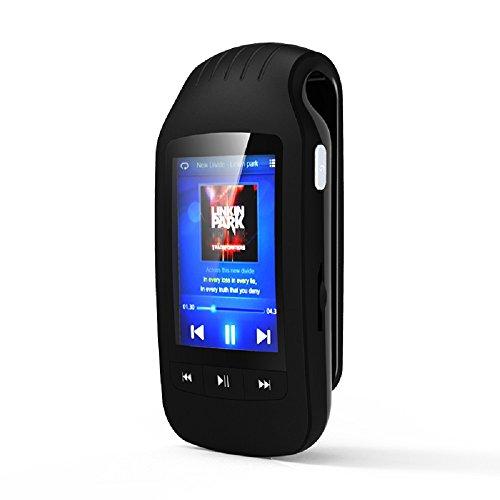 Chenfec Lecteur MP3 Bluetooth 8 Go Tactile avec Clip Sport Mini Lecteur...